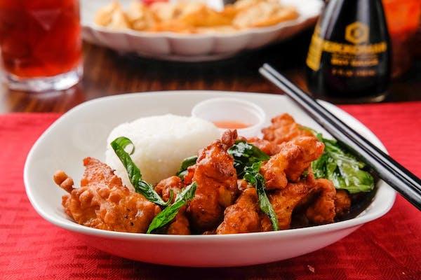 Crispy Spicy Chicken