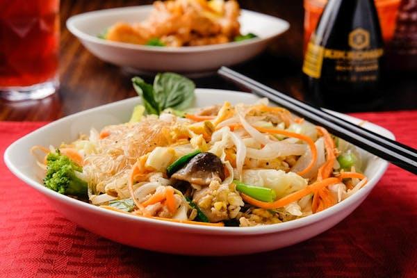 Pad Woon Sen (Clear Noodles)