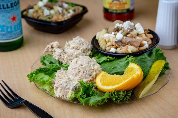 Tuna Salad Sampler Plate