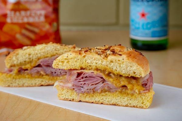 Hawaiian Delight Sandwich