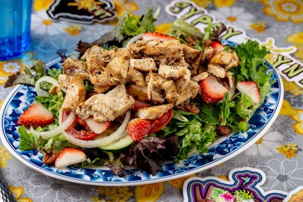 Fruity Nutty Salad
