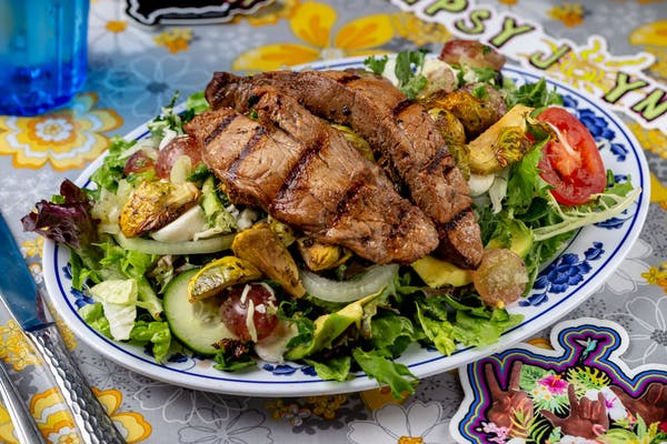 Holey Smoley Salad