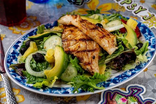 Chrome Nun Salad
