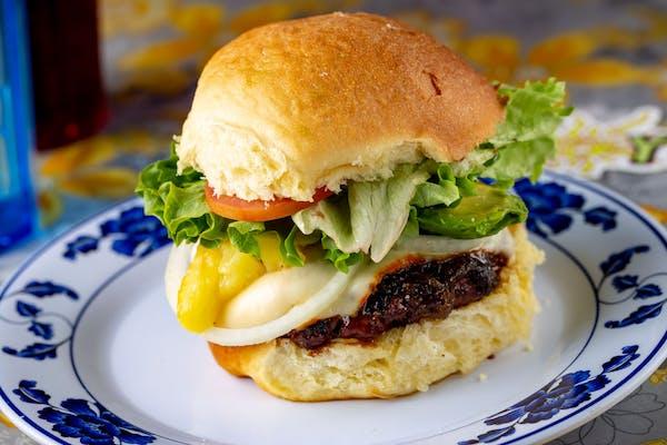 Ya Jerk Burger