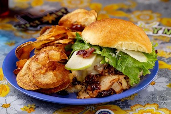 Prissy Bertha Sandwich