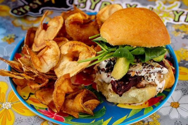 Beet-Nik Sandwich
