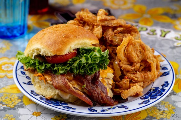 Sunny Romani Sandwich