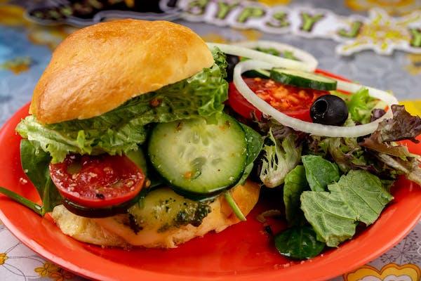 Cosmic Clover Sandwich