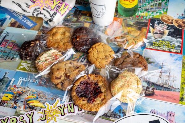 (1) Oats N' Berries Cookie