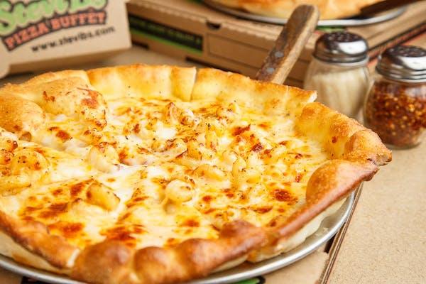 Mac 'N Cheese Pizza