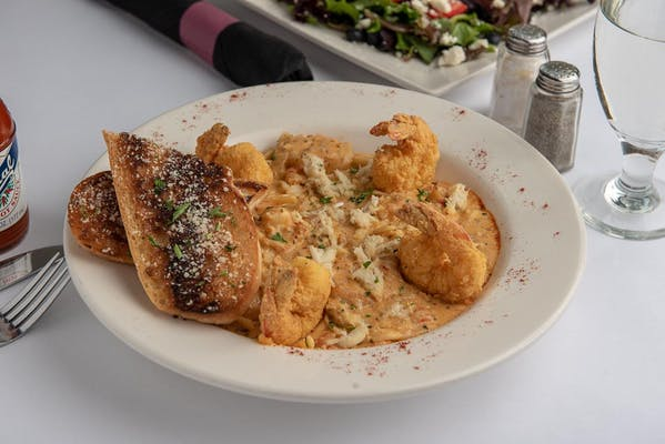 Seafood Pasta Ann
