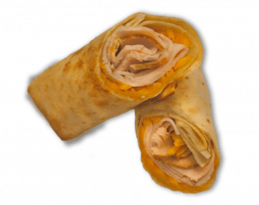 Kid's Turkey Cheddar Wrap
