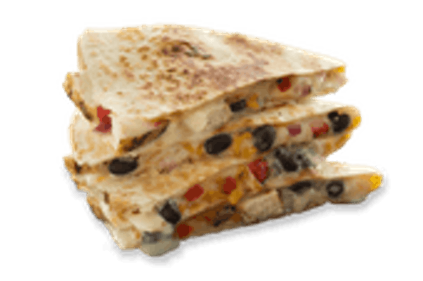 Santa Fe Chicken Quesadilla