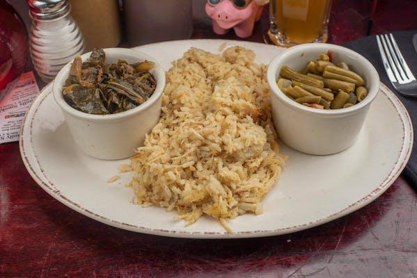 Chicken Bog Platter