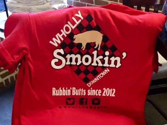 Rubbin' Butts Since 2012 Tee
