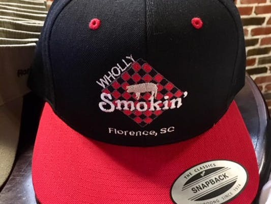 WS Black & Red Cap