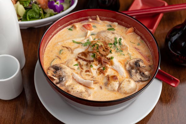 Thai Tom Khan Gai Soup