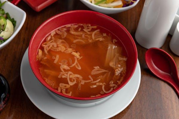 Kimchi Seafood Soup
