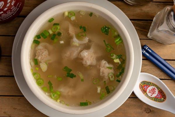 3c. Wonton Soup