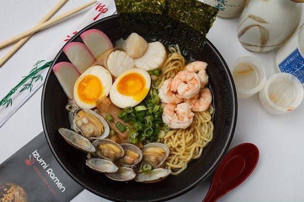 Seafood Tsunami
