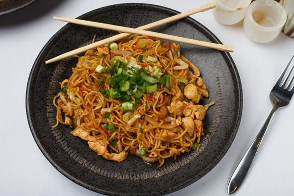 Japanese Fried Noodles