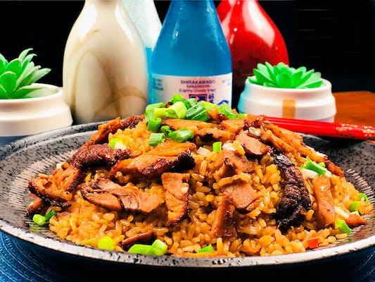 Chashu Fried Rice