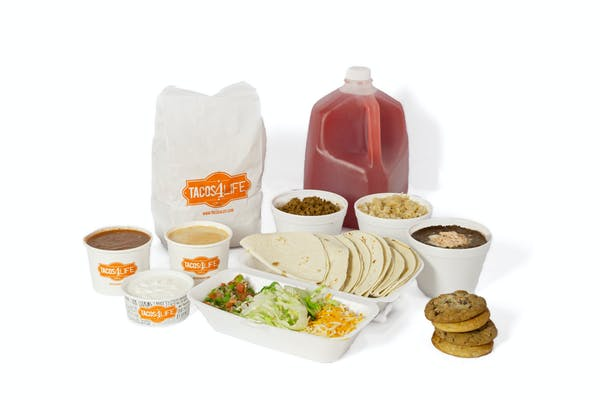 Deluxe Taco Family Pack