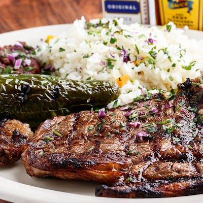 Steak & Quail Special