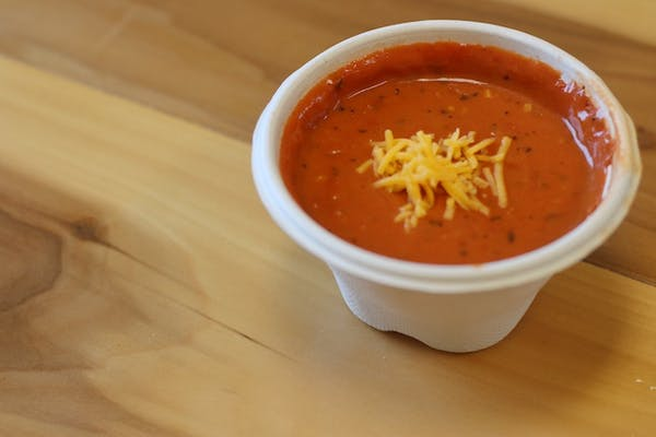 Thursday (Tomato Basil Soup)