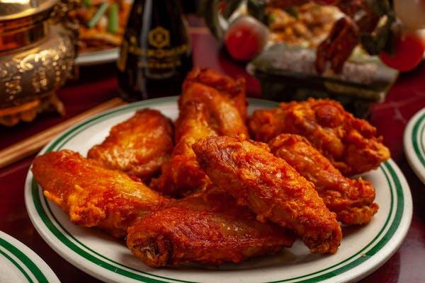 3. Chicken Wings
