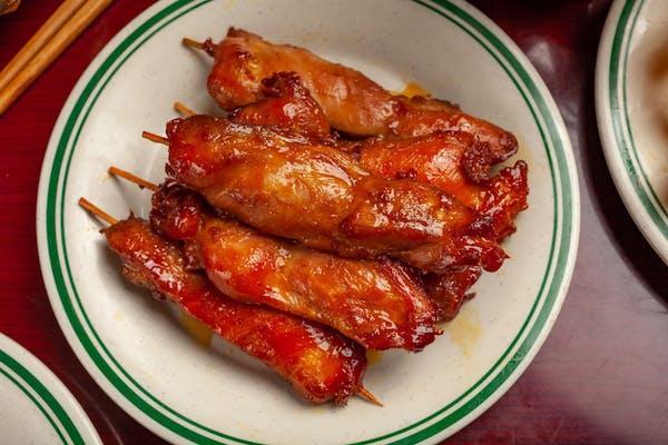 5. Chicken Stick