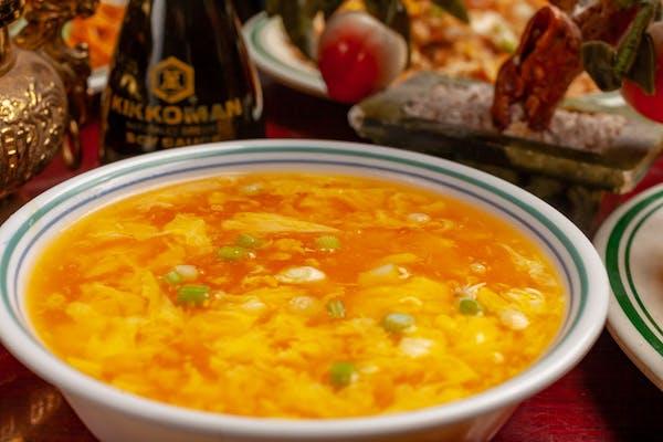 7. Egg Drop Soup