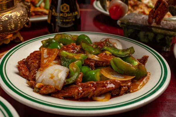 L7. Pepper Steak w/ Onion