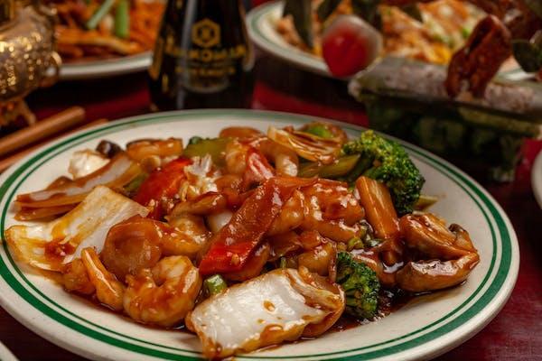 L15. Shrimp w/ Mixed Vegetables