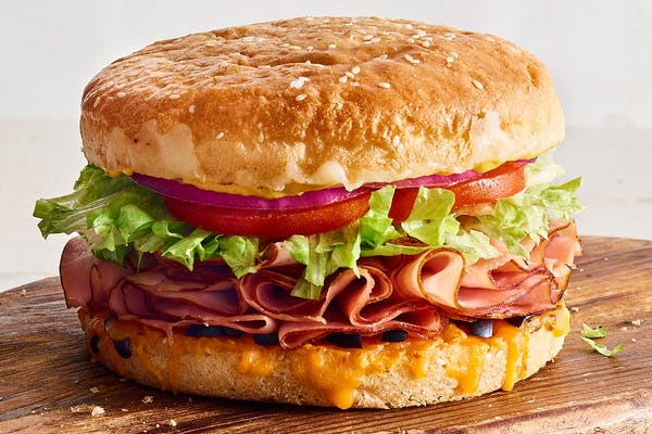 Ham & Cheese Original-Style