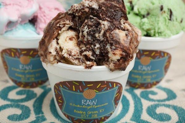 Moose Tracks Ice Cream