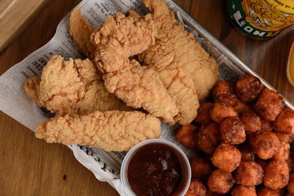 (6 pc.) Chicken Tenders