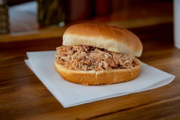Chopped Pork Sandwich