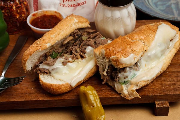 Philly Steak Sub