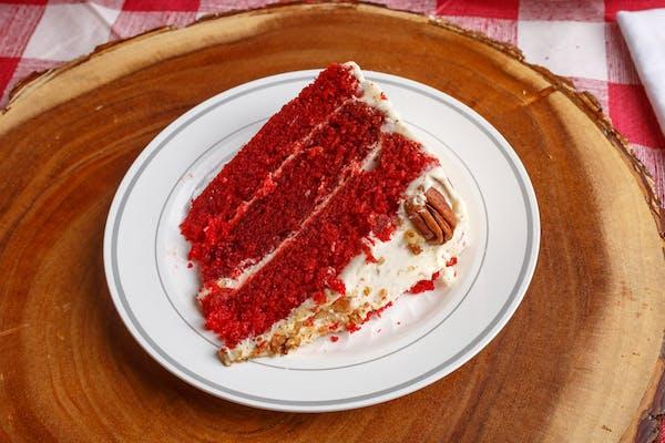 Savannah's Famous Red Velvet Cake