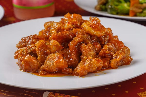 Hot & Spicy Chicken
