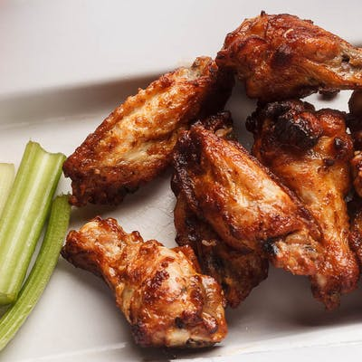 Oven-Roasted Wings