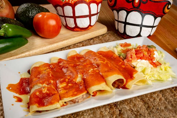 Enchiladas Super Caseras