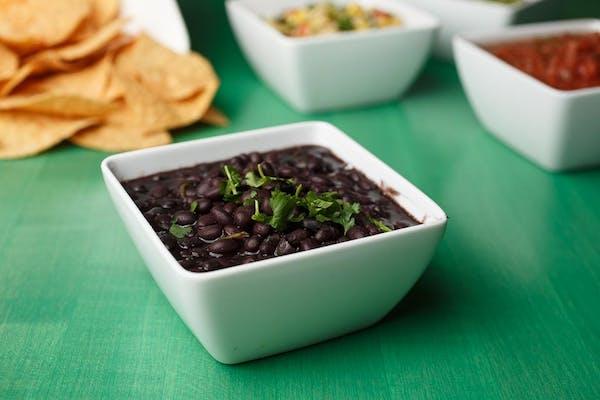 Cilantro Lime Black Beans