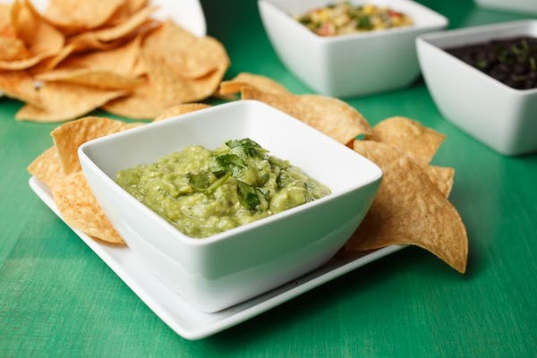 Guac Sauce & Chips