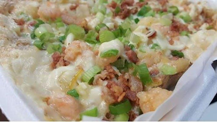 Shrimp & Jack (Shrimp & Pepperjack Cheese)