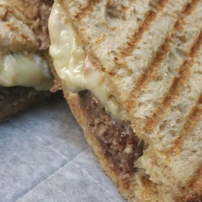 P-Jack Patty Melt