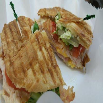 Club Croissant Sandwich