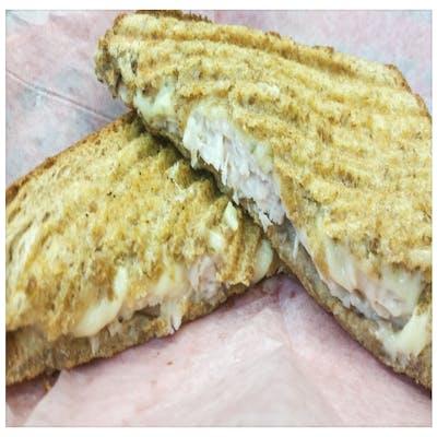 Panini-Style Sandwich