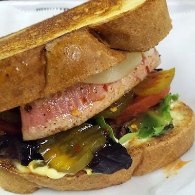 Wicked Tuna Sandwich